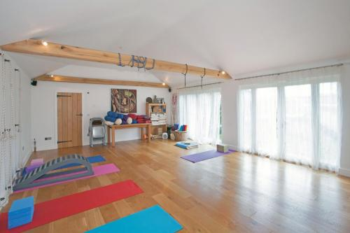Yoga Studio (available at extra cost)